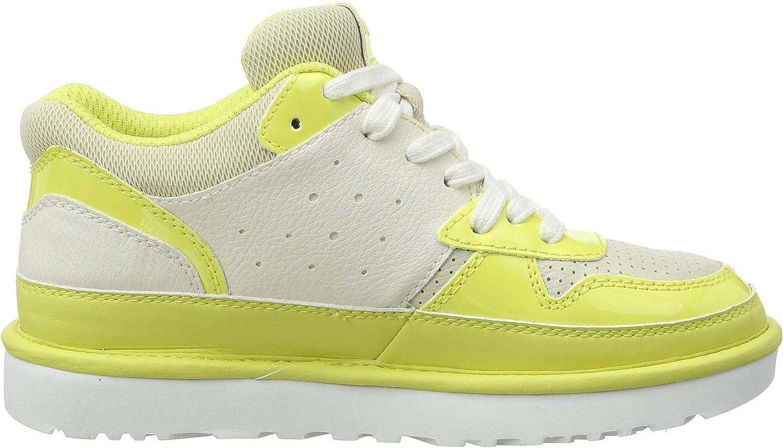 UGG Highland Sneaker, Chaussure Femme Blanc Sel de Mer Margarita