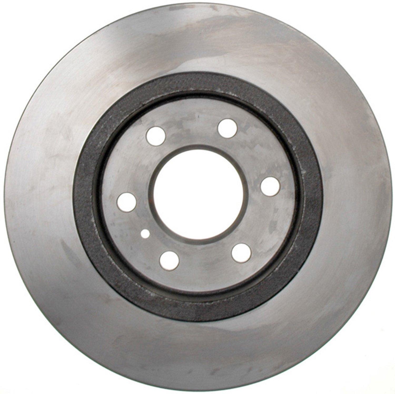 ACDelco 18A2376A Advantage Non-Coated Rear Disc Brake Rotor