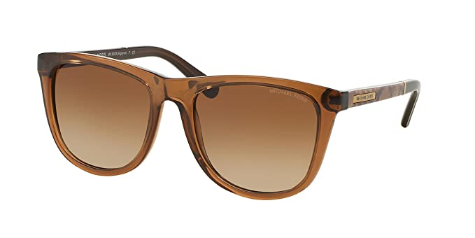 Gafas de Sol Michael Kors MK6009 ALGARVE MILKY BROWN SNAKE ...