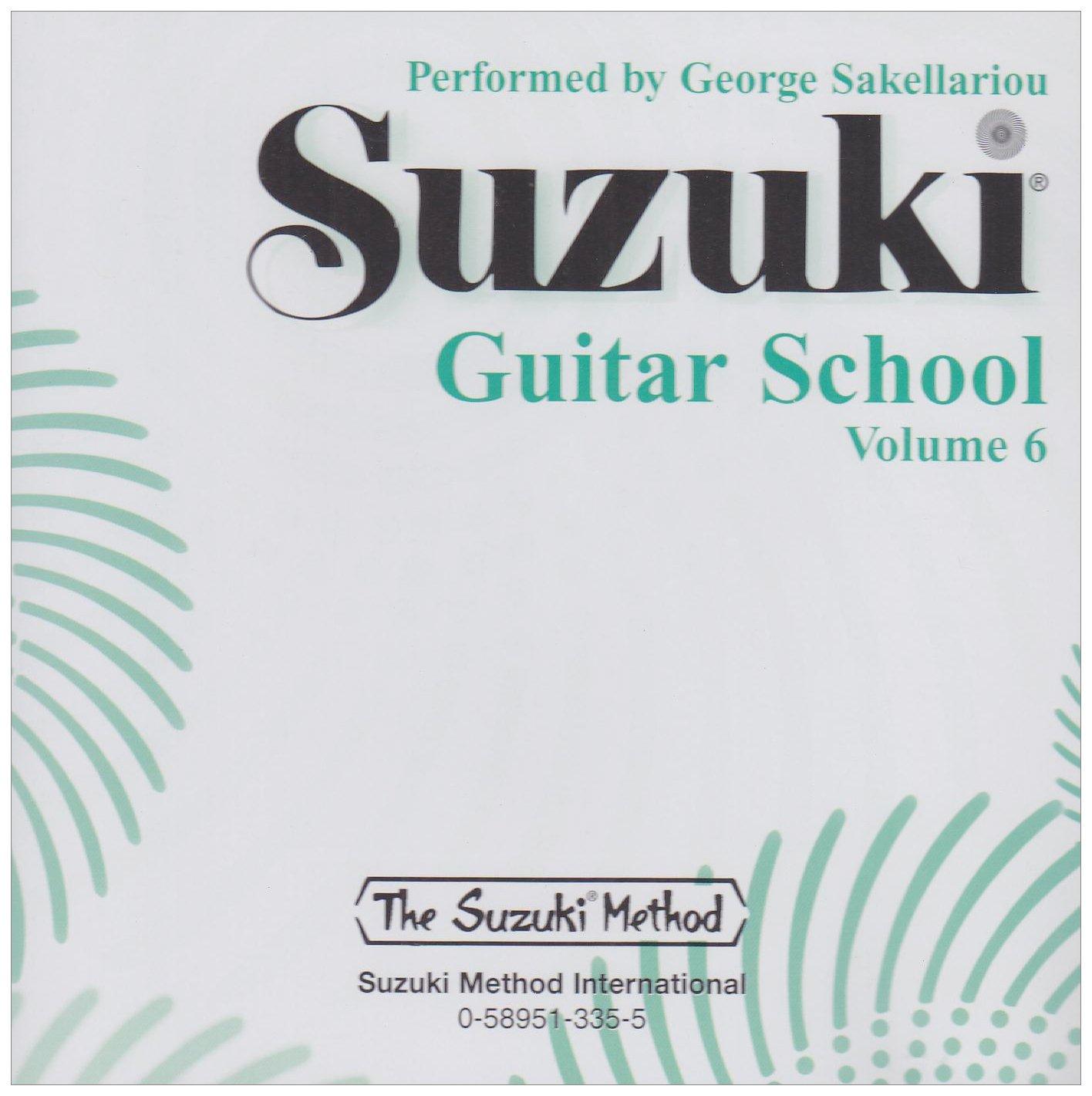 Download Suzuki Guitar School, Vol 6 ebook