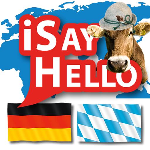 isayhello-german-bavarian