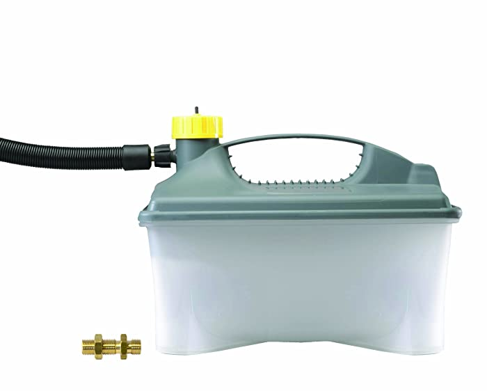 Earlex SS77USSG Steam Generator, 1.3-Gallon capacity, 12' Hose
