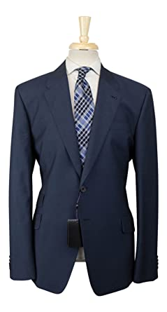 5b0814f41f Paul Smith Exclusive 'byard' Blue Wool Blend 2 Button Suit Size 56 ...