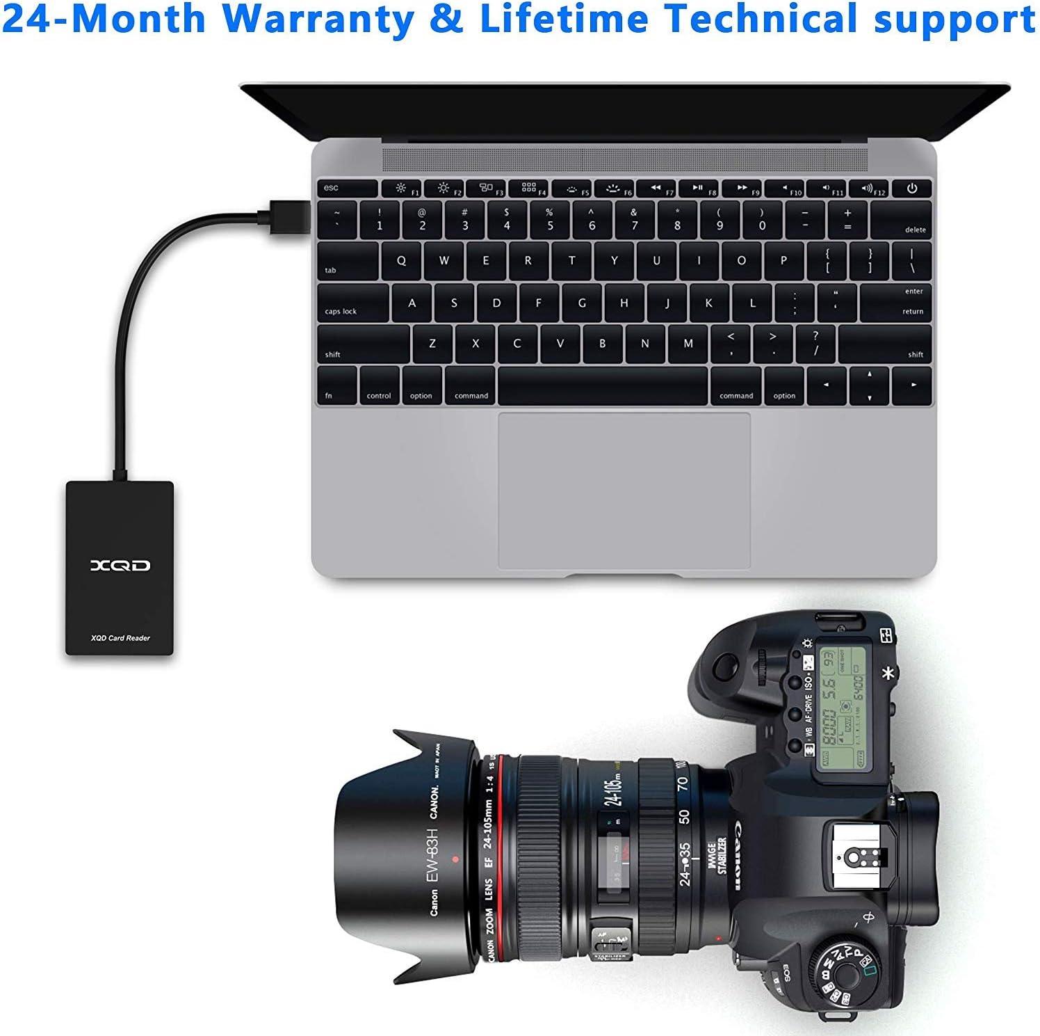 Read 440MB//s and Write 400MB//s New Sony 32GB XQD Flash Memory Card High Speed G-2020 Series - QDG32E-2