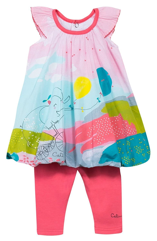 格安即決 Catimini B01FT1HT08 Catimini Adorable新生児赤ちゃん女の子ドレス&レギンスセット~サイズ1月 B01FT1HT08, Link Support:43507fc6 --- a0267596.xsph.ru
