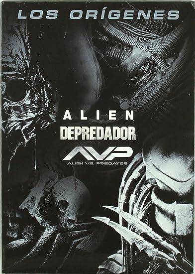 Pack Alien Vs. Predator Los Origenes [DVD]: Amazon.es: Sigourney ...