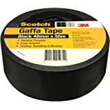 Scotch Gaffa Tape Black 48mm x 50m 933