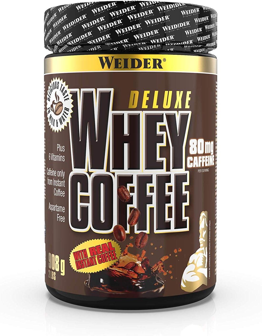 Weider Whey Coffee - 908 gr