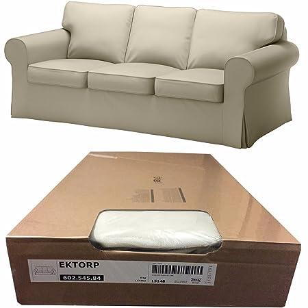 IKEA EKTORP - Sofá Cover, tygelsjo Beige (Funda solamente ...