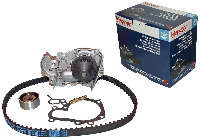Klaxcar 40525Z - Kit Distribución Con Bomba De Agua: Amazon.es: Coche y moto