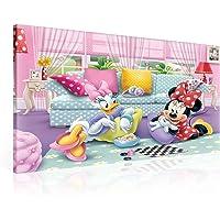Wallsticker Warehouse Disney Minnie Mouse Daisy Duck PPD1445CVFW - Quadro su Tela