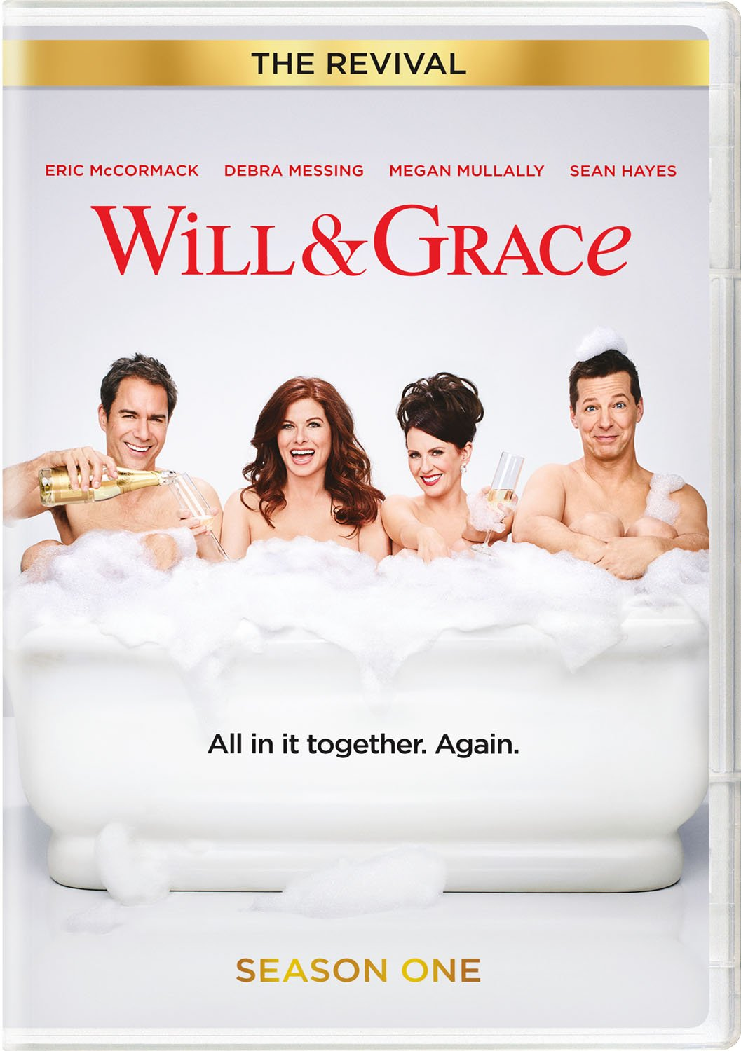 DVD : Will & Grace: The Revival: Season One (2 Pack, 2PC)