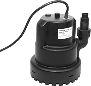 HydraPump Smart High Output - Water Pump with HydraSense technology for automatic operation