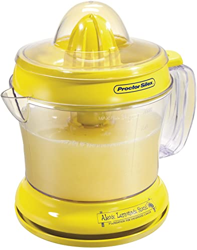 Proctor-Silex-Alex's-Lemonade-Stand-Citrus-Juicer-Machine-and-Squeezer