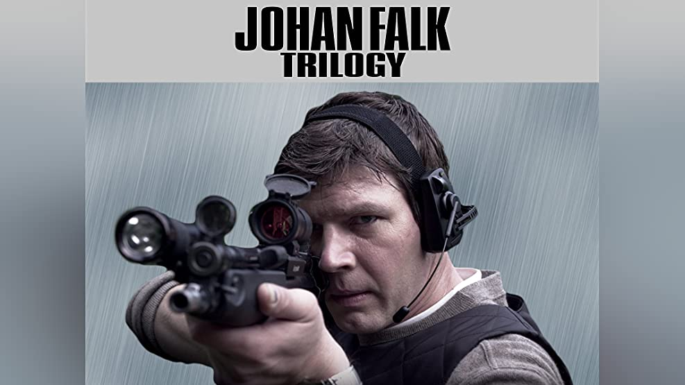 Johan Falk Trilogy (English Subtitled)
