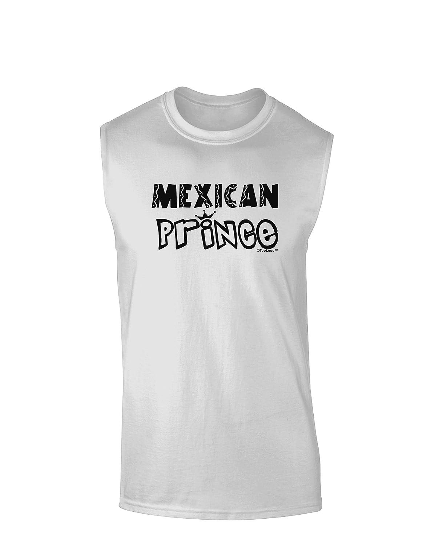 Cinco de Mayo Muscle Shirt TooLoud Mexican Prince