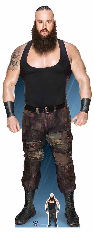 WWE - Wrestling - Strowman, Braun - Prominente Star VIP - Pappaufsteller Standy - 79x196 cm