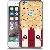 Head Case Designs Popcorn Kawaii Serie 1 Ruckseite Hülle für Apple iPhone 6 / 6s
