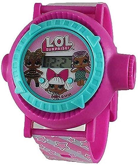 LOL LOL4136UP - Reloj Digital con Tarjeta de proyección: LOL ...