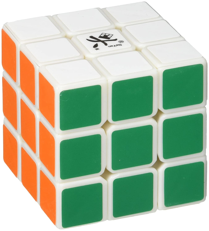 Dayan B0050JIDA00811 Shengshou 2x2x2 Puzzle Cube White