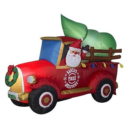 Amazon.com: Decoración para patio de Navidad inflable con ...