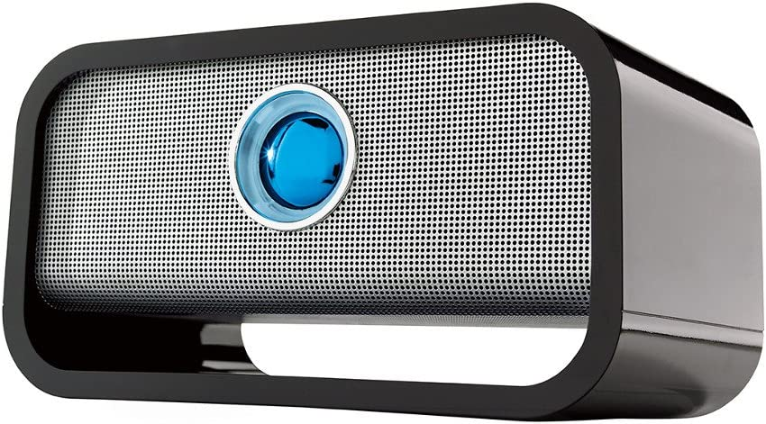 Brookstone Big Blue Studio Speaker, Ns