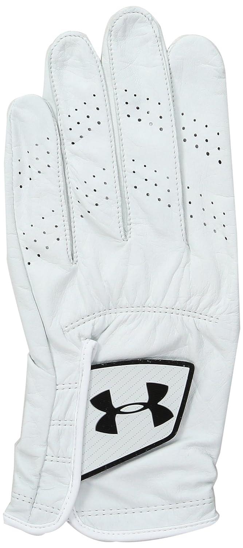 Under Armour Men's Spieth Tour Glove, White/White, Left X-Large   B01H8MBO8E