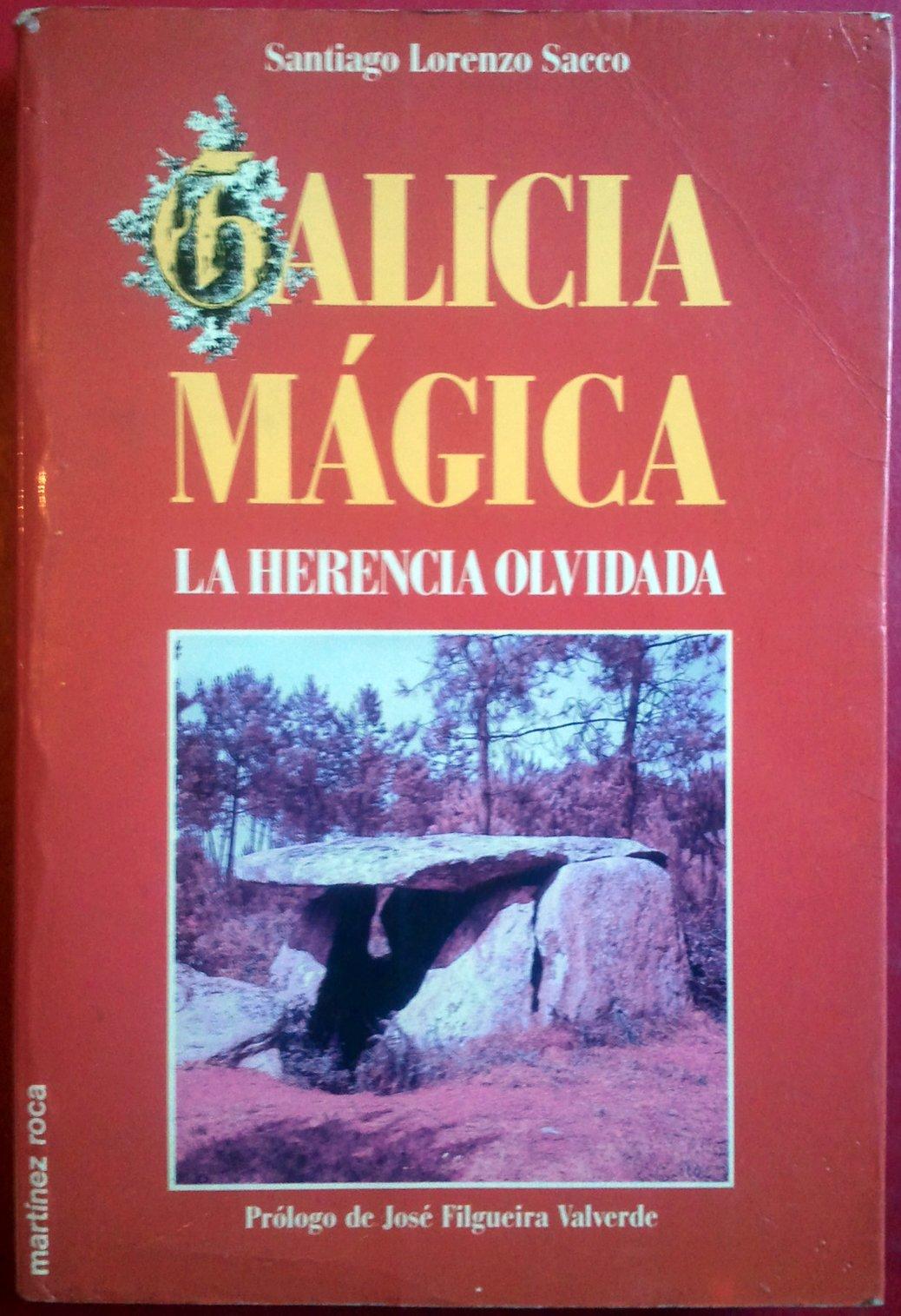 Galicia mágica: La herencia olividada (Fontana fantástica ...