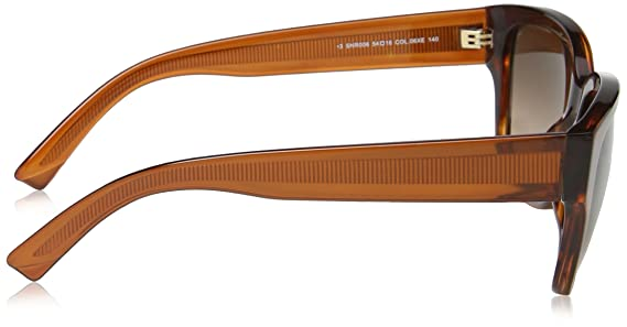 Nina Ricci Snr006-gafas de sol Mujer marrón Brown (Shiny ...