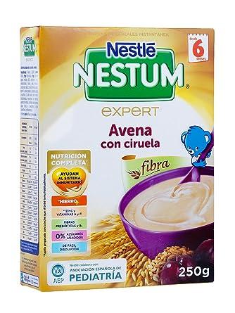 NESTLE PAPILLA BIENESTAR AVENA C/CIRUELAS 250 G