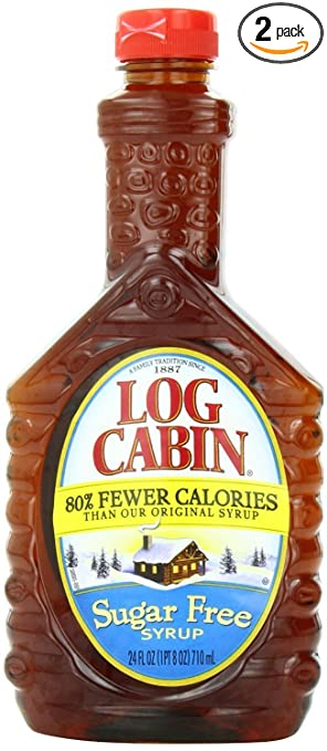 Log Cabin Sugar Free Syrup