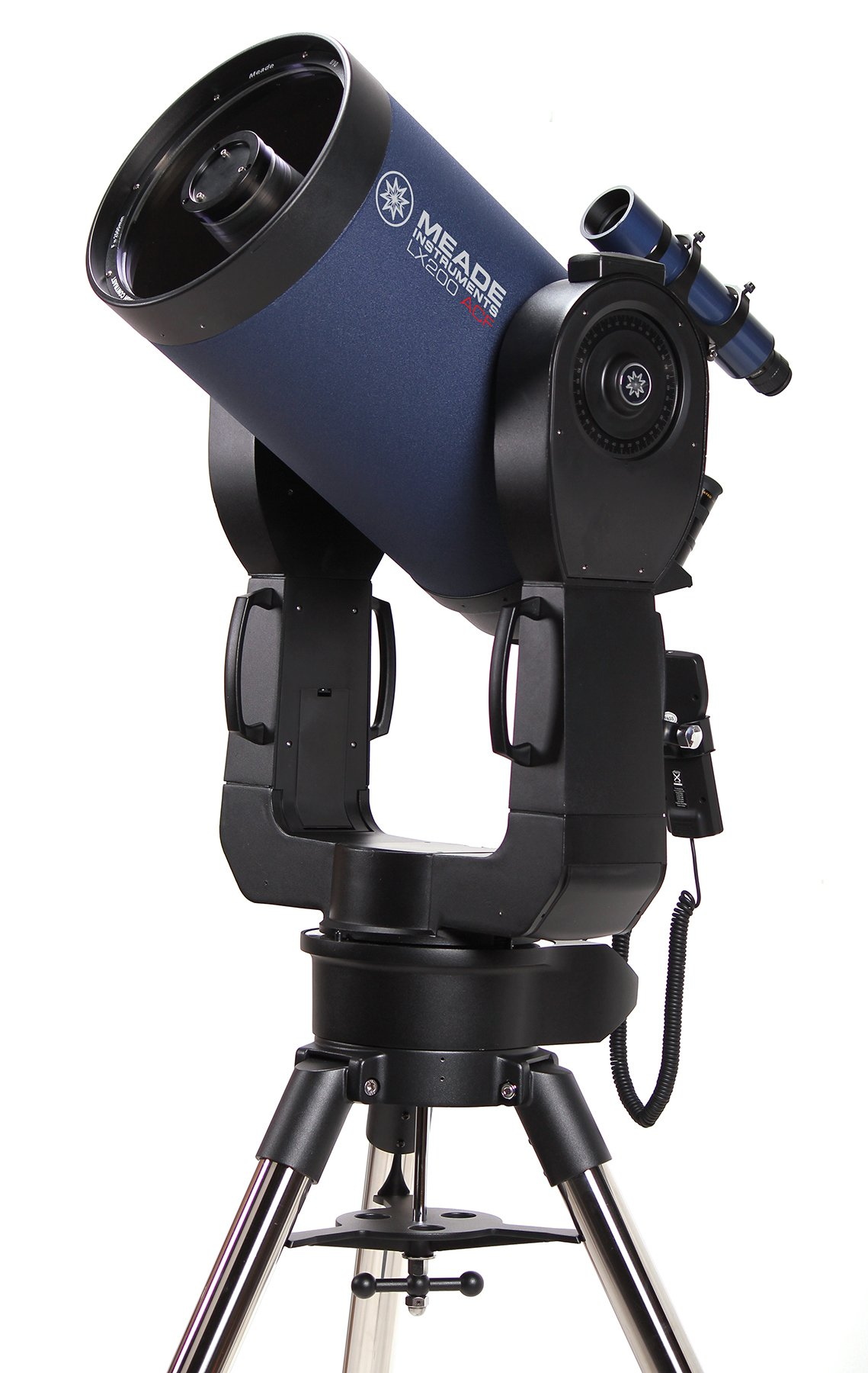 Meade Instruments 1010-60-03  LX200-ACF 10-Inch (f/10) 145K object Database Advanced Coma-Free Telescope with Autostar II Hand Controller by Meade Instruments