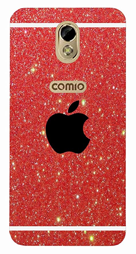 new styles 52604 8889b Mysha UV Printed Slicon Back Case Cover For Comio C2: Amazon.in ...