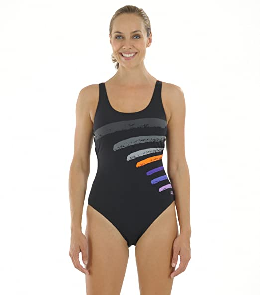 Zoggs Signature Actionback Swimsuit Body de competici/ón para Mujer