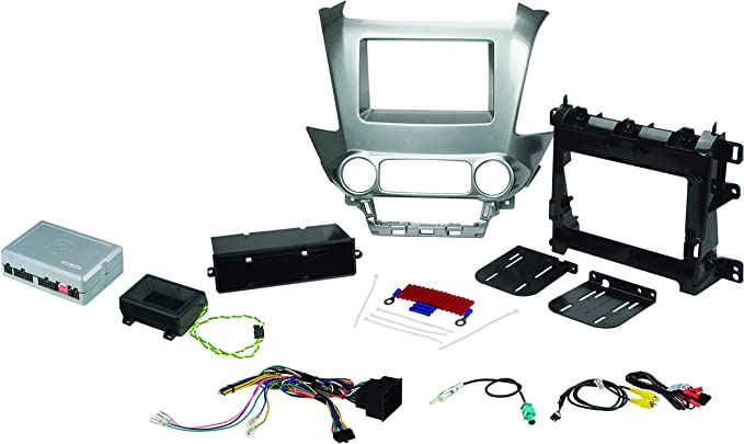 Scosche FDK10B Compatible with Select 1988-97 Ford//Lincoln//Mercury//Mazda Premium Sound Wire Harness//Connector; High Level inputs