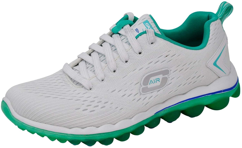 品質一番の Skechers Women's Skech-Air 2.0 - 7.5 Discoveries Ankle-High M US Fabric Running Shoe B07M9WQVLY ホワイト/ミント 7.5 M US 7.5 M US|ホワイト/ミント, ネバムラ:5a08e1ba --- a0267596.xsph.ru
