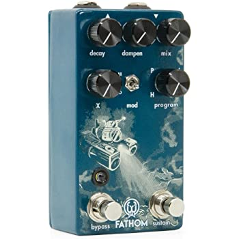 earthquaker devices avalanche run stereo reverb delay with tap tempo guitar. Black Bedroom Furniture Sets. Home Design Ideas