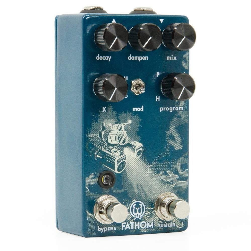 Fathom Multi-Function Reverb by Walrus Audio