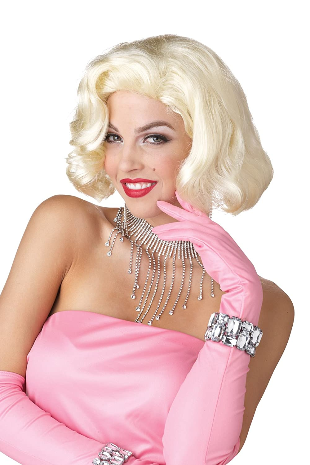 California Costumes Women's Marilyn Blonde One Size 70677