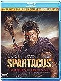 Spartacus la Guerra dei Dannati (4 Blu Ray)