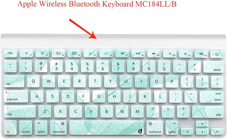 Wood Brown Masino Silicone Keyboard Cover Ultra Thin Keyboard Skin for MacBook Air 13 MacBook Pro with Retina Display 13 15 17