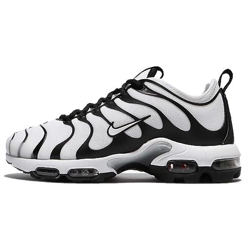 competitive price 949a0 2fbcb Nike Women s WMNS Air Max Plus Tn Ultra HK, White White-Black,