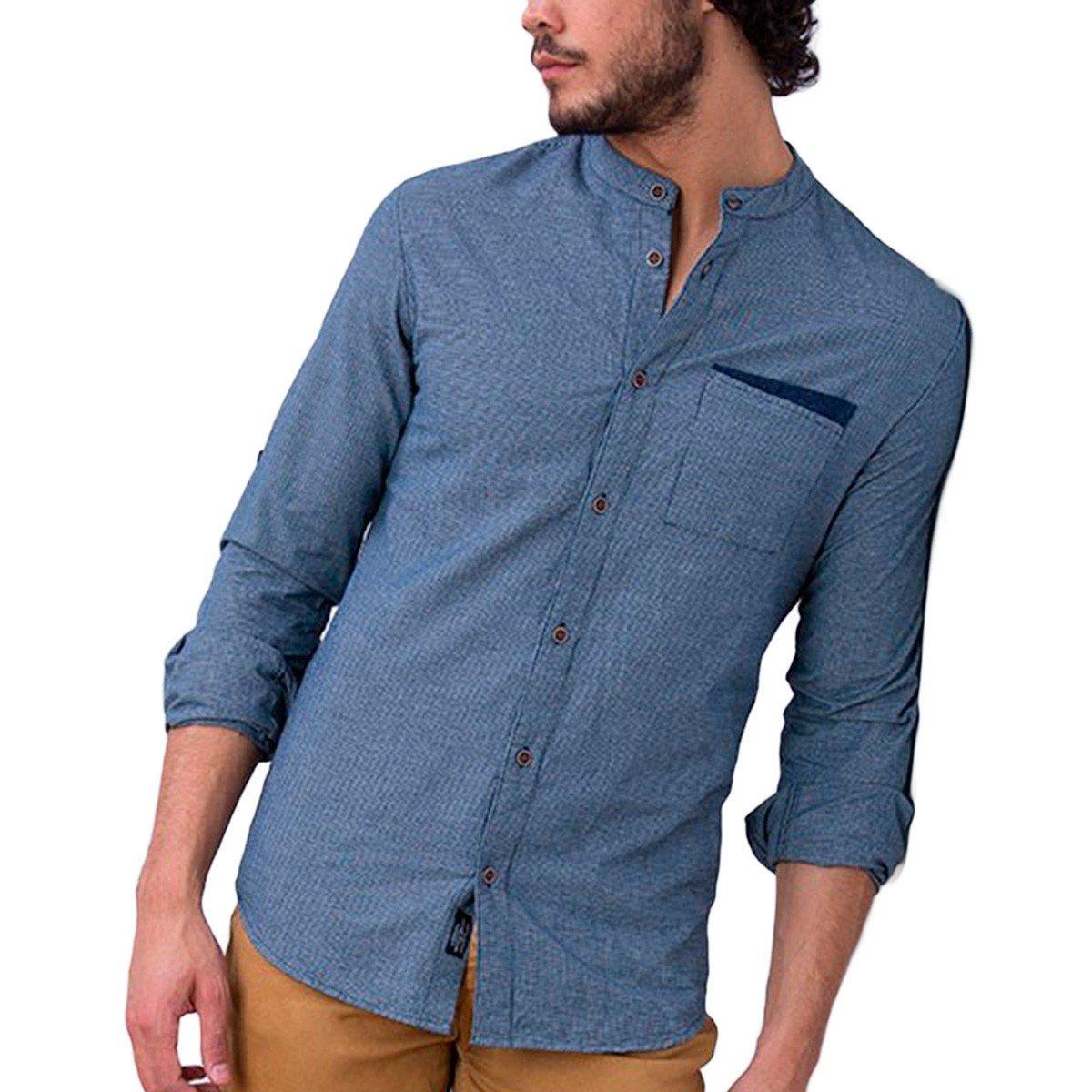 TALLA L. Tiffosi Seychelles Camisa para Hombre