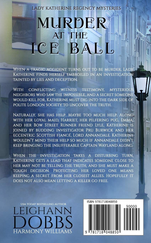 Amazon.com: Murder at the Ice Ball (Lady Katherine Regency Mysteries ...