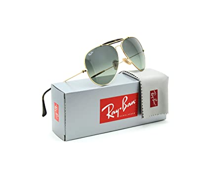 8430198164 Image Unavailable. Image not available for. Color  Ray-Ban RB3029 Outdoorsman  Havana Collection ...