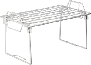 Whitmor Wire Grid Stacking Shelf Small