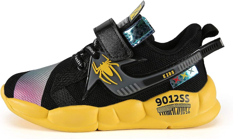 ABILY KEANO Chaussures de Sport en Plein air pour garçons et