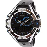 Timex Men's Digital Watch, Analog-Digital Display and Resin Strap TW5M23000