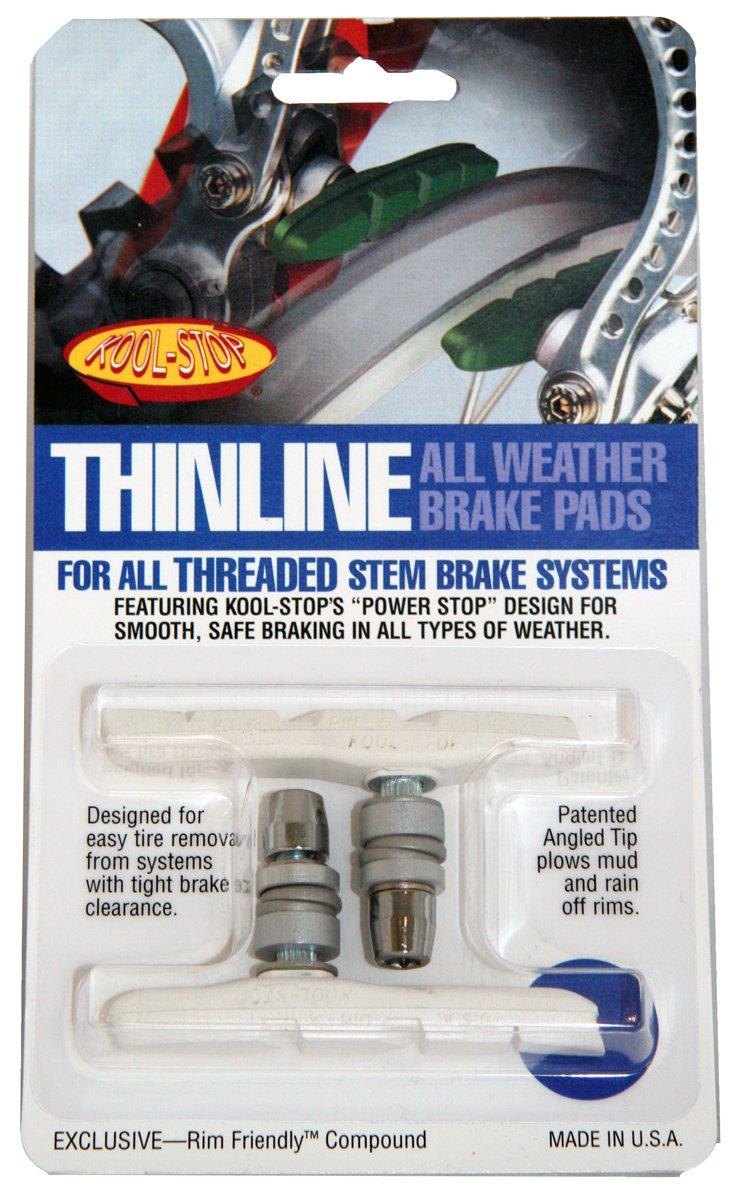 Blue Kool Stop Thinline Threaded Brake Pad