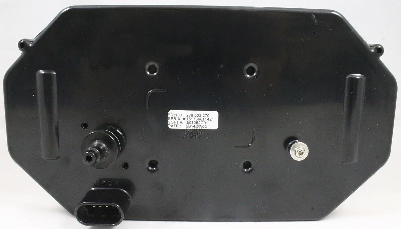 Sea-Doo OEM RXT Speedometer Gauge Assembly 278002270 06-09 ...